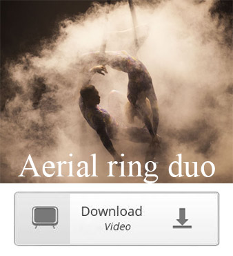 aerial ring duo video download