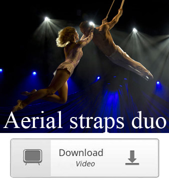 aerial straps duo video download