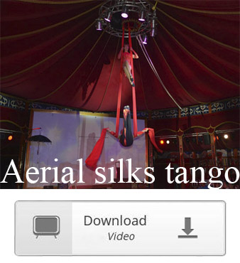 silks duo tango video download
