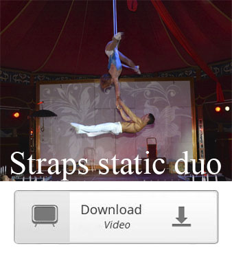 straps static duo video download