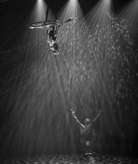 circus artists Aniskin